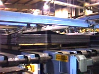 Sheeting Stackers at Birch Brothers Southern, Inc.