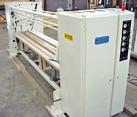 Surface Winders at Birch Brothers Southern, Inc.